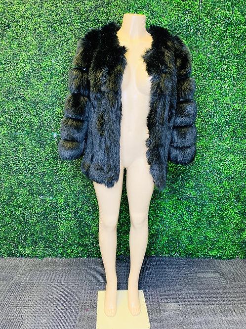 Joanne Faux Fur Jacket