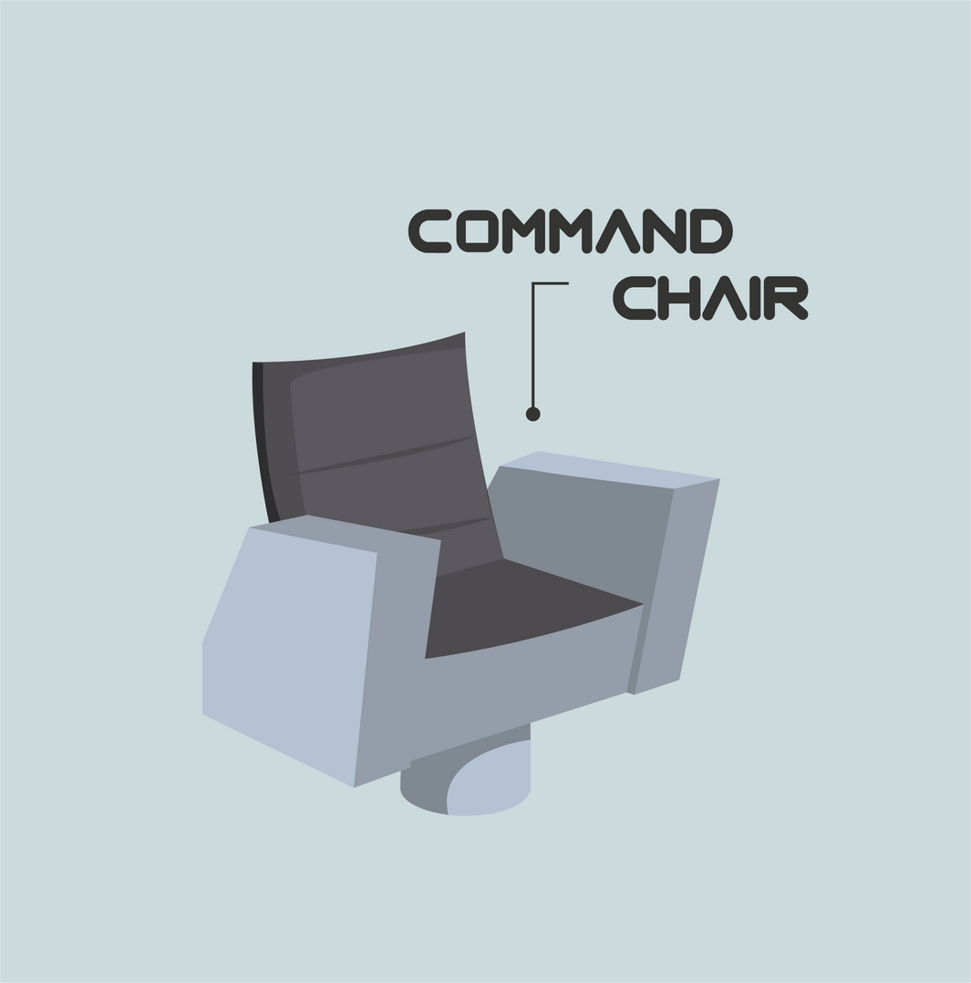 Command chair