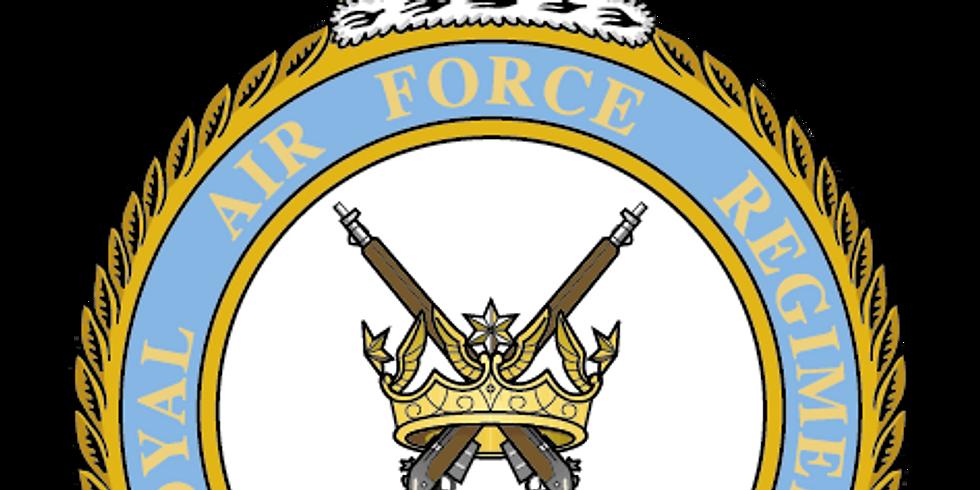 RAF Regiment Work Experience