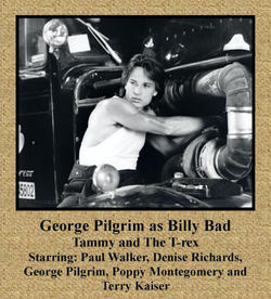 George Pilgrim, Tammy and the T-Rex