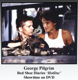 George Pilgrim, Red Show Diaries