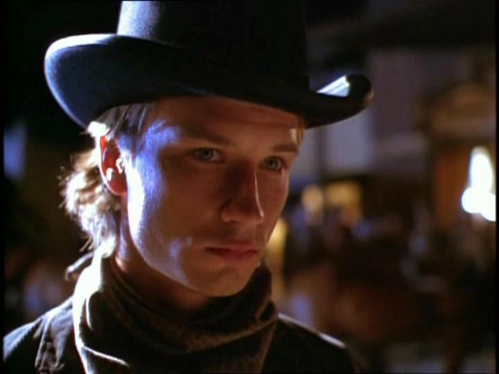 George Pilgrim as Billy the Kid