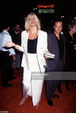 George Pilgrim, Anna Nicole Smith