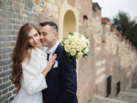 Makedonsko-kazašská svatba | Praha