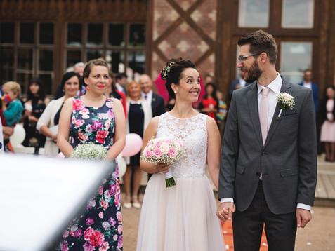 Česko-slovenská svatba | Grébovka