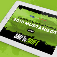 Shift Into Drift Sweepstakes