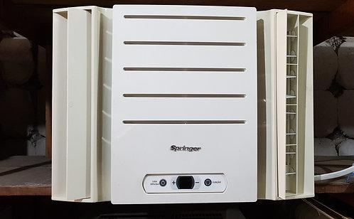Springer Duo 7500 BTUs c/ controle (quente e frio)