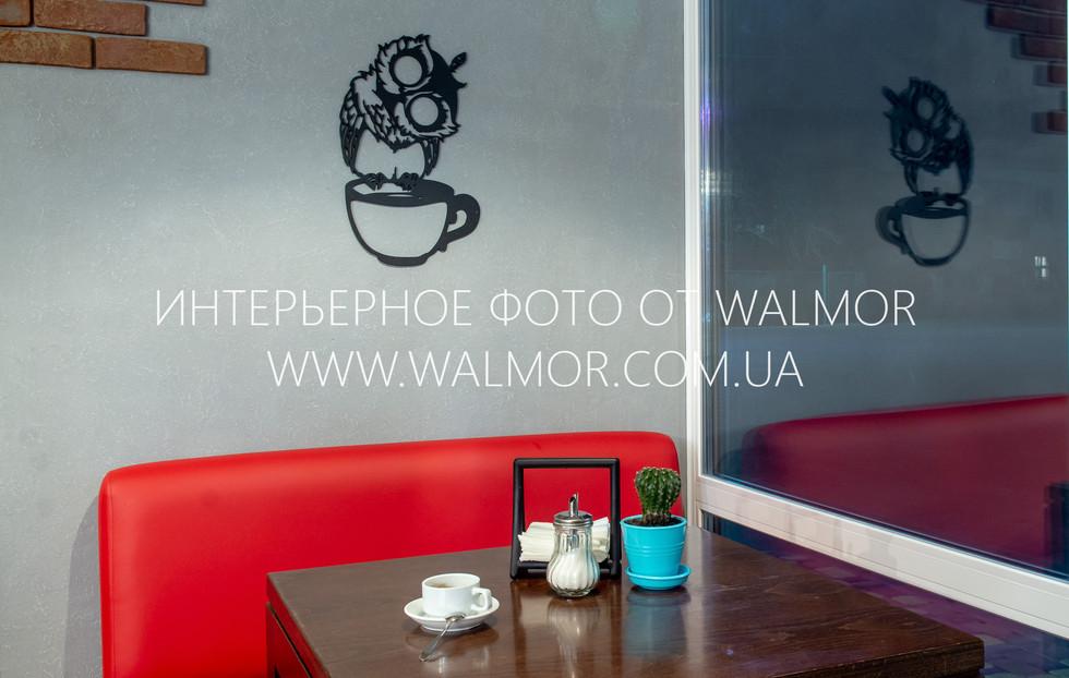 Интерьерная съемка WalMor