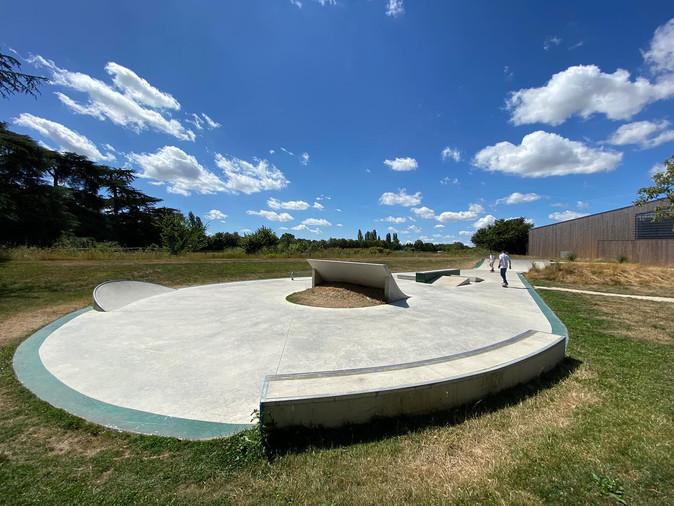 Skatepark add