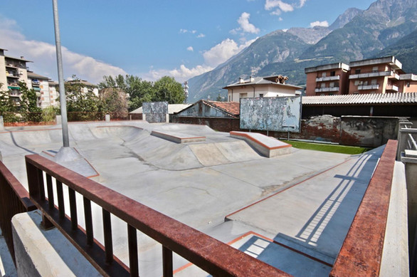 smap Italian skatepark