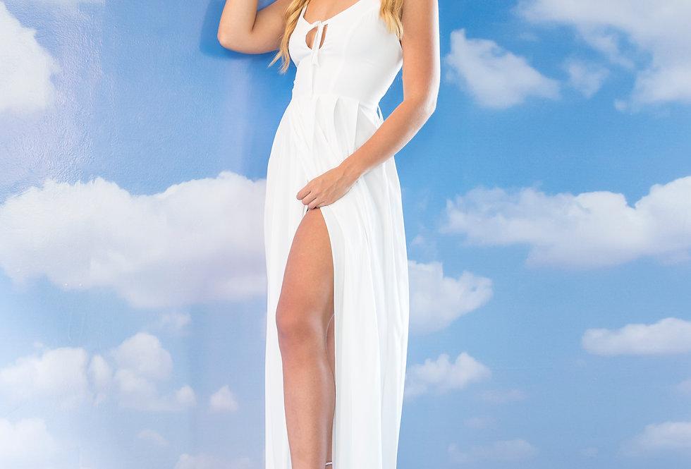 Vestido Branco Iguales