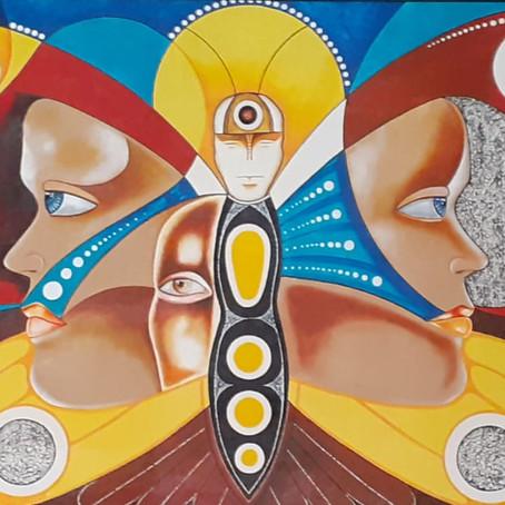 Artista mossoroense lança exposição individual unindo arte e moda