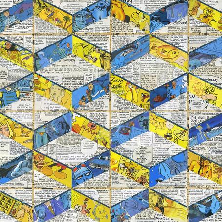 Exposição inspirada em azulejos portugueses é aberta em Natal
