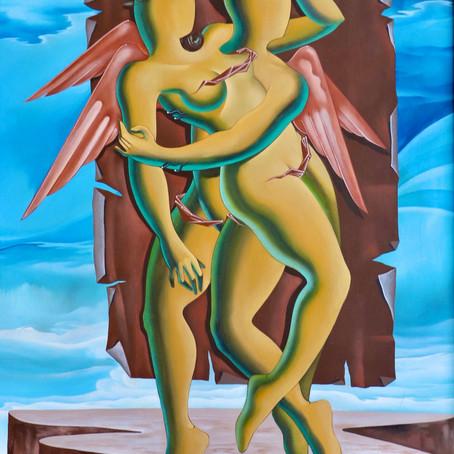 Jayr Peny faz Mergulho Profundo em exposição inédita