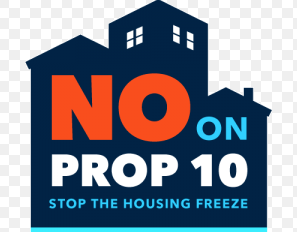 Impacts of Prop 10
