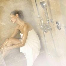 Baño a vapor