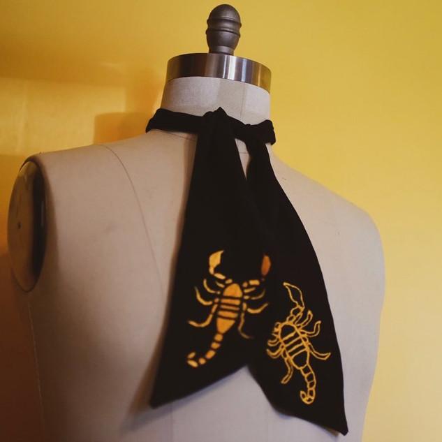 Scorpion Scarf.jpg