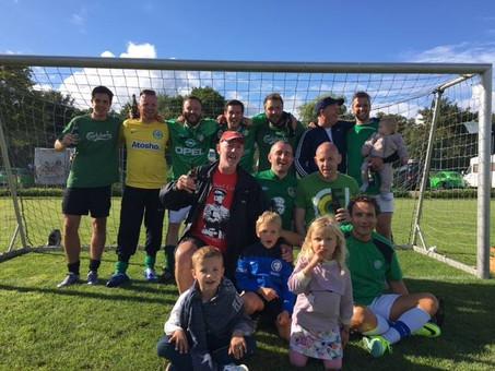 Underdogs Ireland Claim Victory in 2016 Summer Tournament