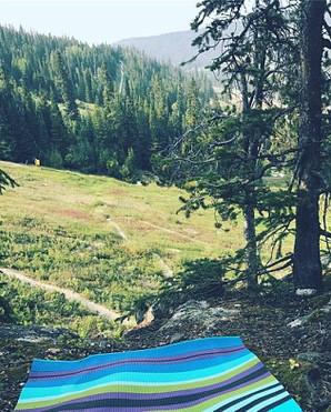 Mountaintop Yoga & Meditation Spot