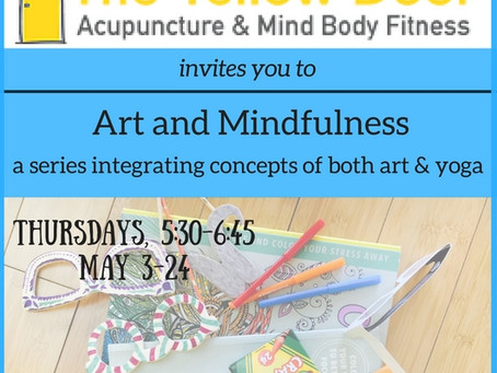 What is Art and Mindfulness?