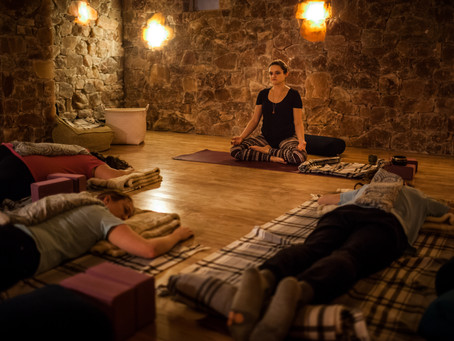 What is Restorative Yoga?