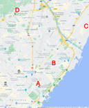 Location map overview