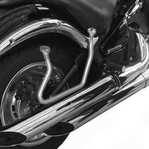 Kappa TK264 Chrome soft pannier bracket