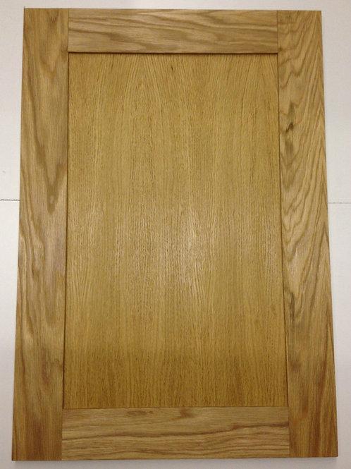 Oak veneer shaker doors