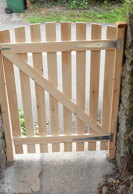 Softwood garden gates *custom sizes available*