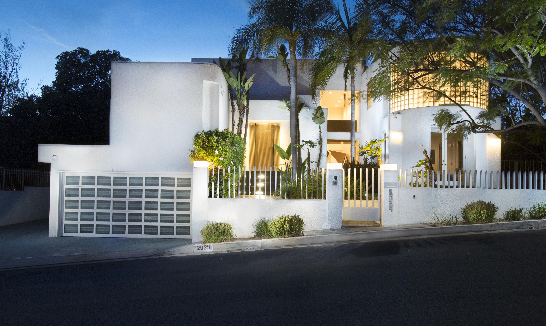 Real Estate Photography, twilight LA