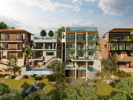 Hillside Villas by Amiya Raya