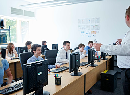 Book onto our Summer IT Training Courses