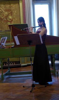 Michaela Ambrosi, Verona 2014