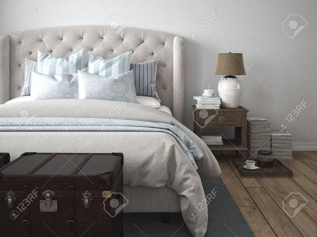 44667432-3d-rendering-een-luxe-moderne-s