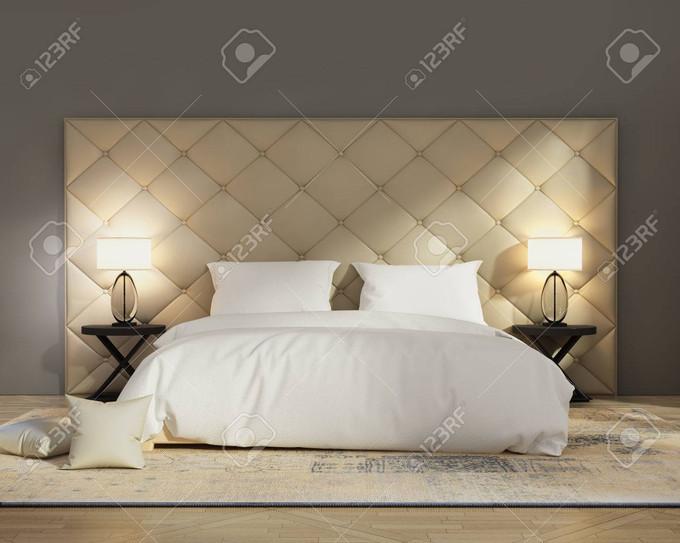 48285720-eigentijdse-elegante-luxe-slaap