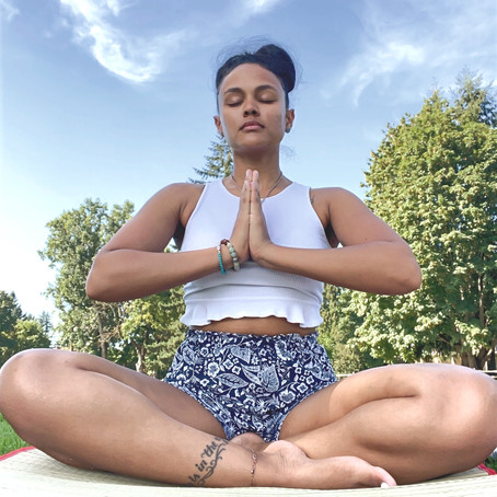 How At-Home Yoga Has Transformed Me