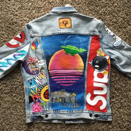 47d6ac820863ad Custom Denim Jackets