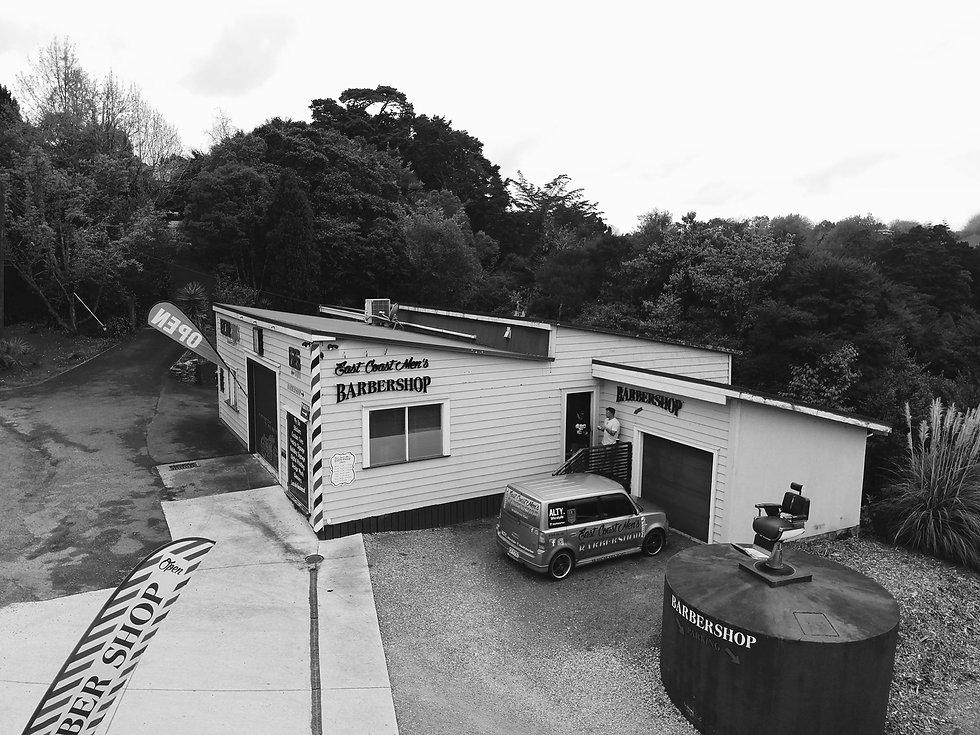 East Coast men's Barbershop ECM barber shop in Warkworth and Rodney New Zealand