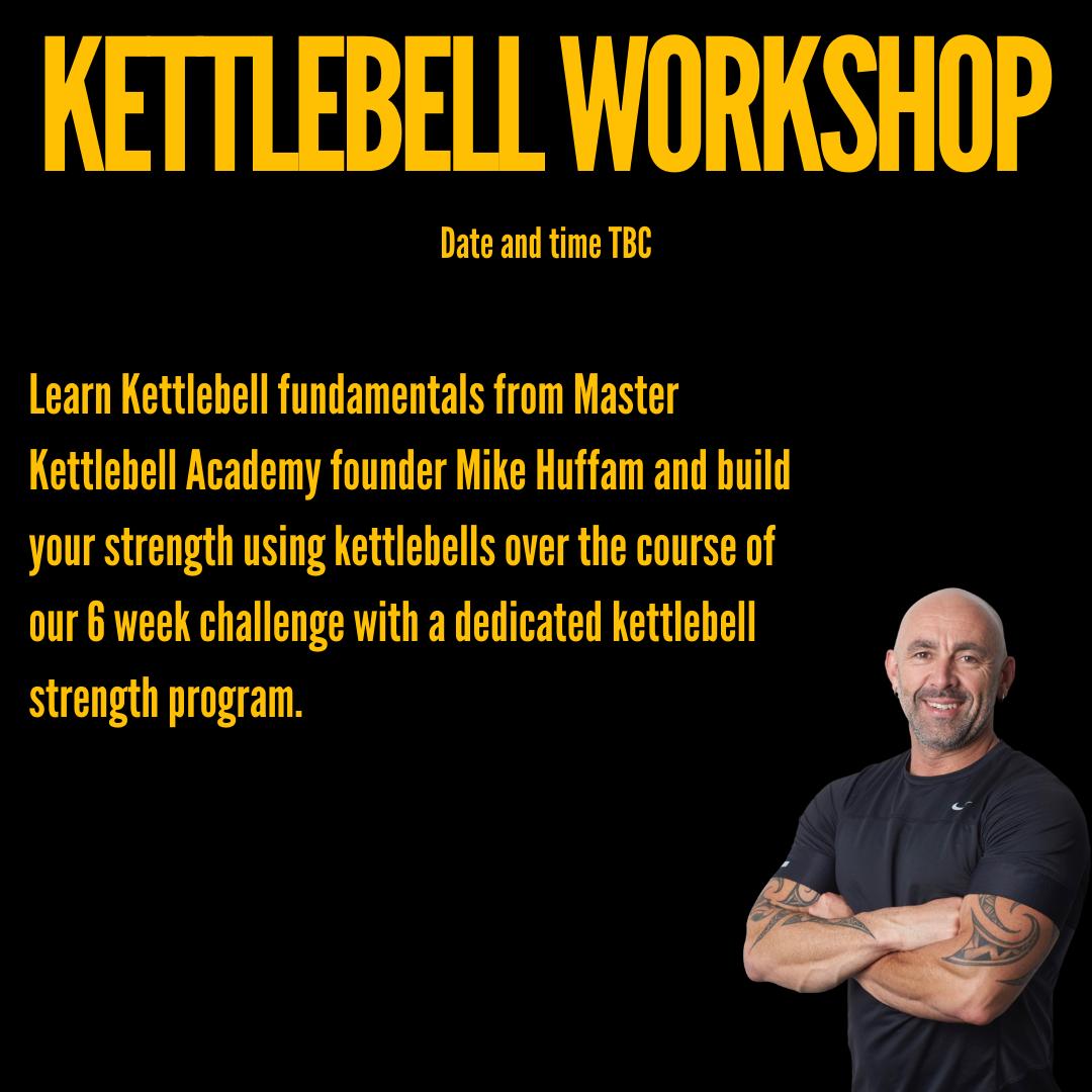 Kettlebell Workshop