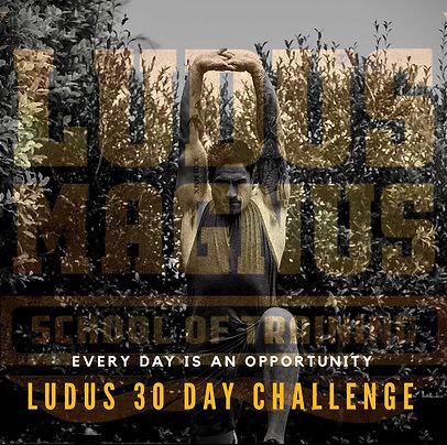 LUDUS 30 DAY CHALLENGE