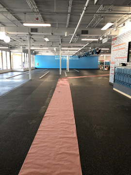 BLINK GYM CLEANINGS