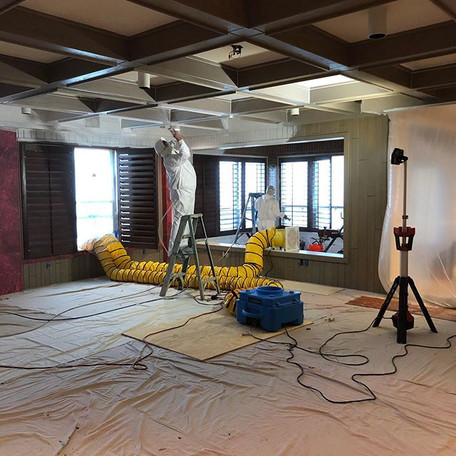 Chicago Air Dust Construction Cleaning Service