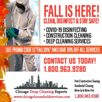 Chicago Deep Cleaning Ads AUG2020_250x25