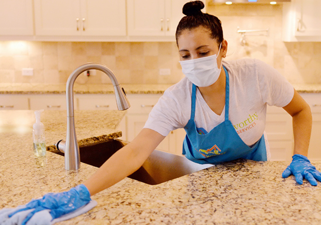 3 Hour Home Cleaning Cleaning