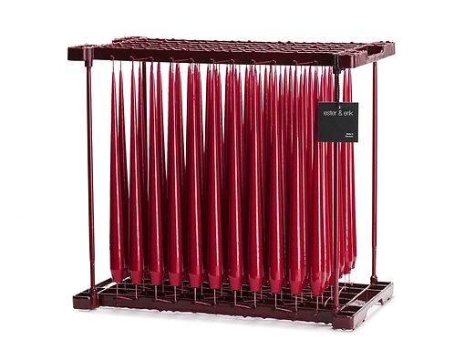 4 x Wine Red EsterErik 42cm  0466-36