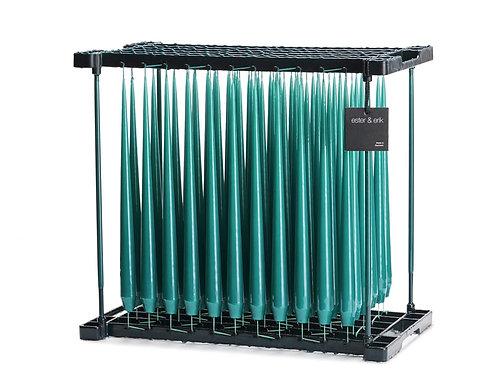 4 x Dark Petrol Green EsterErik 42cm  0466-57