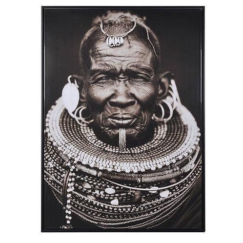 African Tribal Picture