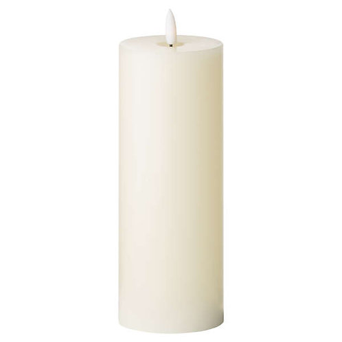 """Gothenburg candle 3"""" x 8"""" wax battery candle"""