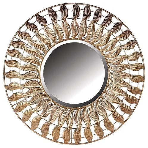 Feather Mirror