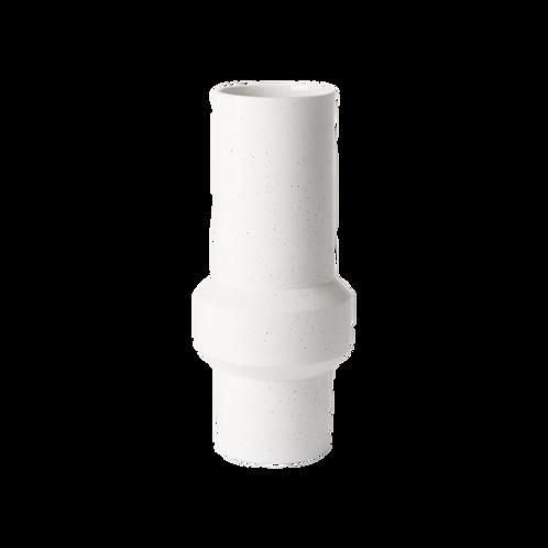 Kos Speckled Clay Vase Medium Straight